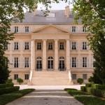 I Bordeaux ligger Chateau Margaux som producerar vin