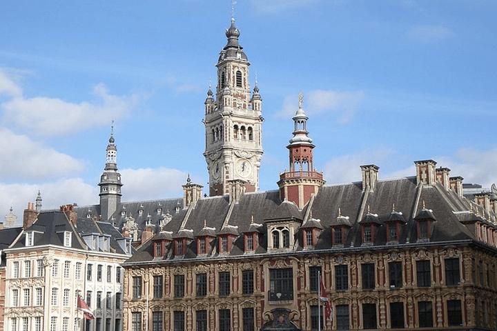 Villeneuve – d´Ascq i Lille