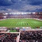 Parc des Princes - fotbollsarena