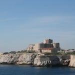 Marseille och Chateau d´if