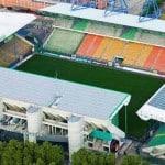 Stade Geoffry-Guichard fotbollsarena i EM 2016